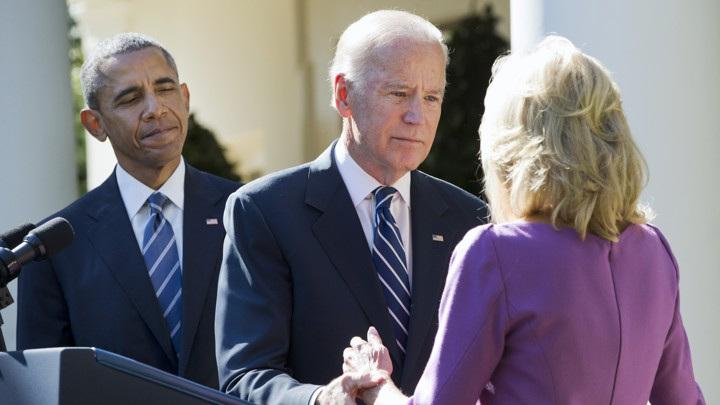 Biden's 2020 Announcement Brought Praise From Obama - The Atlantic