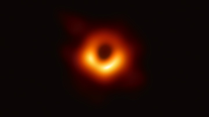 The first-ever direct image of a black hole was pieced together using telescopes around the world.