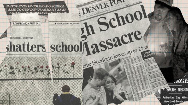 The Myth Of Autistic Shooter >> After Columbine 20 Years Of Shootings As Media Events The