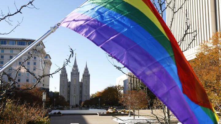 LGBTQ Mormons React to LDS Policy Change on Apostasy - The Atlantic