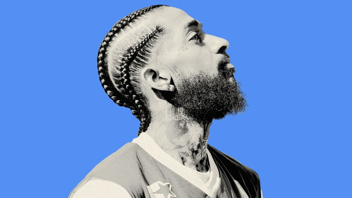 Nipsey Hussle: The L A  Rapper's Eritrean American Dream