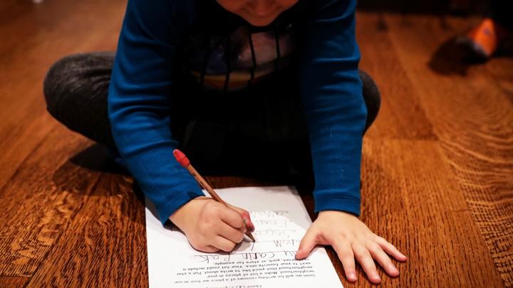 Parents Wonder Why So Much Homework >> Readers Respond Does Homework Work The Atlantic