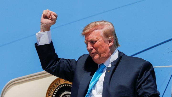 Trump's Treason Accusations Violate His Oath of Office - The