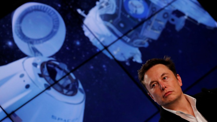 SpaceX's Test Failure Remains a Mystery - The Atlantic