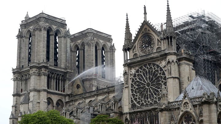 The Notre Dame Fire All Isn T Lost The Atlantic