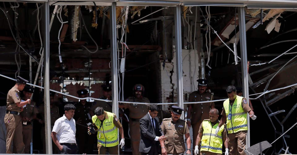 The Sri Lanka Attacks: What's Different? - The Atlantic