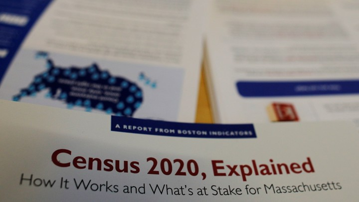 2020 Census Citizenship Supreme Court Department of Commerce