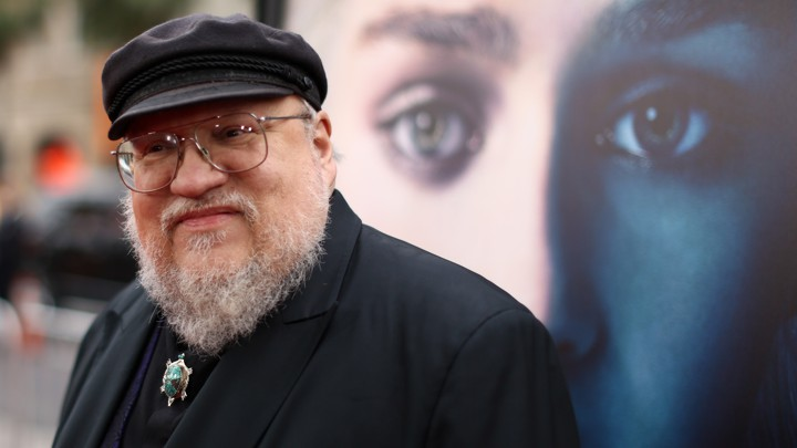 Image result for george rr martin