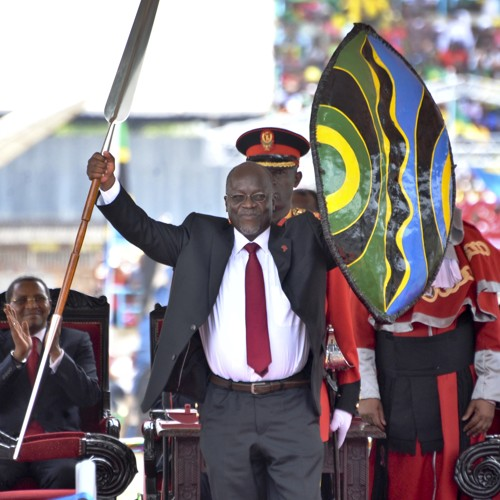 Tanzania's President Upended A Once-Strong East African Democracy