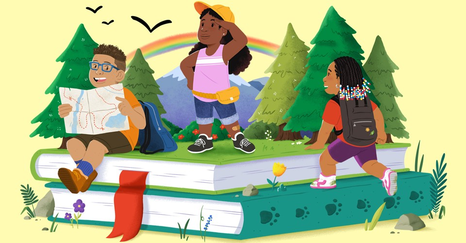 Where Are All the Black Children in Picture Books About the Outdoors?