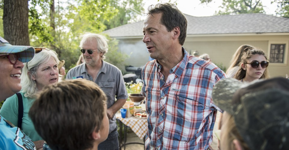 photo image Democrat Steve Bullock Won a Red State in 2016. Can He Beat Trump in 2020?