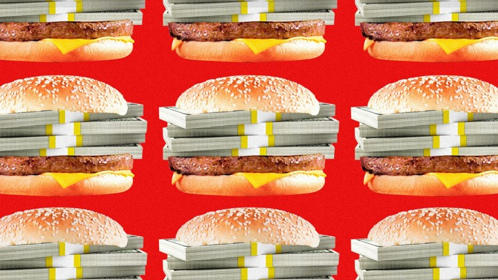 Burger King's Dystopian Student-Debt Sweepstakes - The Atlantic