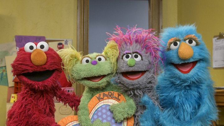 Trauma Can Make It Hard For Kids To >> Sesame Street Created A Foster Care Muppet The Atlantic