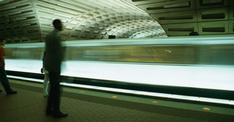 Why Are Metro Stations So Windy? - The Atlantic
