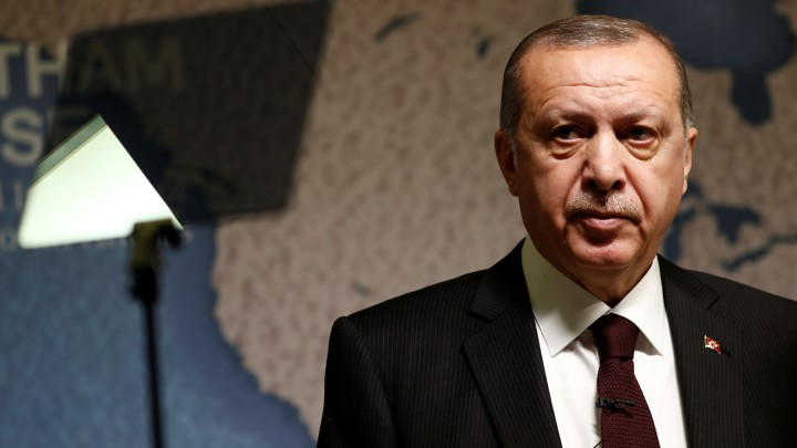 The president of Turkey, Recep Erdoğan, won 53 percent of the vote in a June 2018 election that many observers said was tainted by violent attacks on the opposition