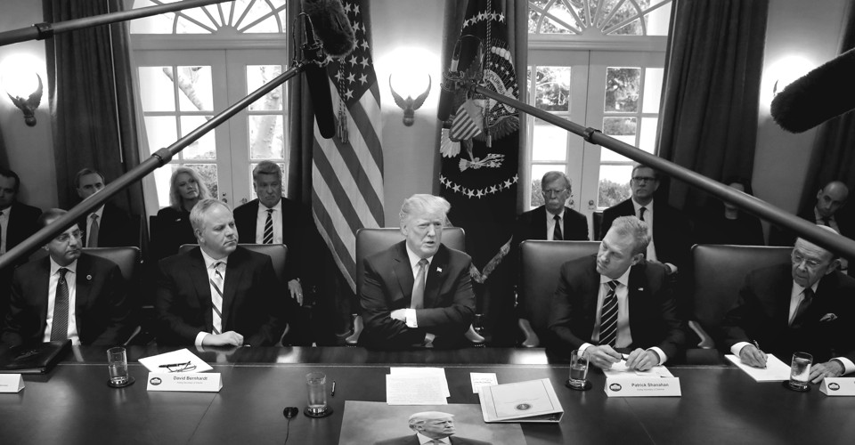 photo image Ignoring Trump's Orders, Hoping He'll Forget