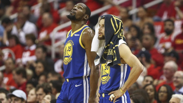 NBA Finals: Do the Warriors Really Need Kevin Durant? - The