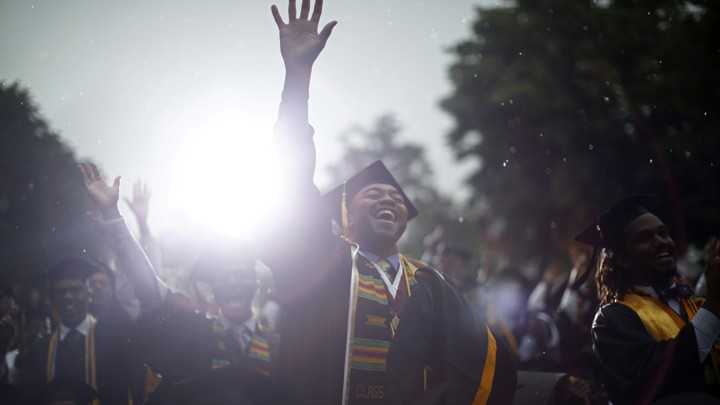Robert Smith Gave Morehouse a Lesson in Humility - The Atlantic
