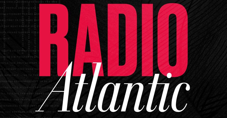 photo image Radio Atlantic: Trump's Trade War