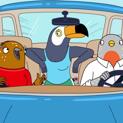 Netflix's Delightfully Raunchy 'Tuca & Bertie': Review - The