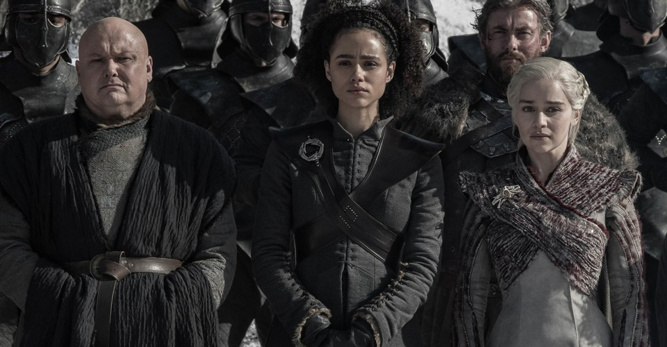 Missandei's Fate Reveals the 'Game of Thrones' Paradox - The Atlantic