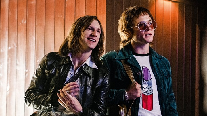 Elton John biopic 'Rocketman' takes off with whole new wardrob