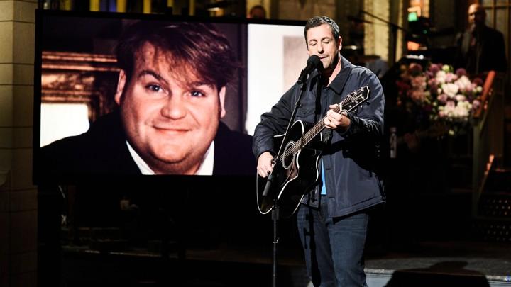 Saturday Night Live': Adam Sandler's Long-Delayed Return