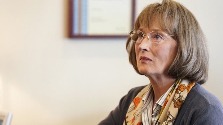 Meryl Streep's 'Big Little Lies' Matriarch: A Great Villain - The