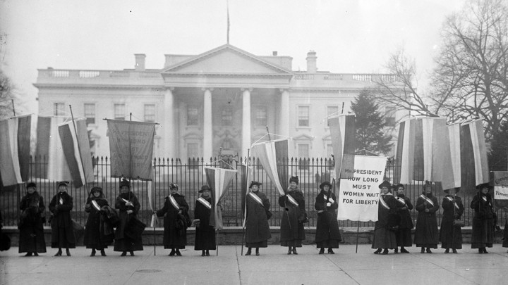 Women U0026 39 S Suffrage  100 Years Later