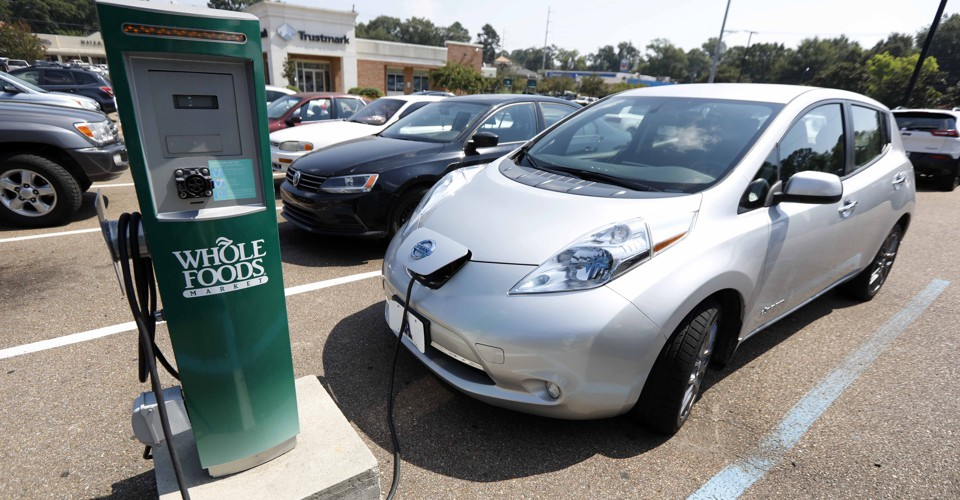 Nissan Leaf Lease >> Electric Cars Will Be Hard to Get Used To - The Atlantic