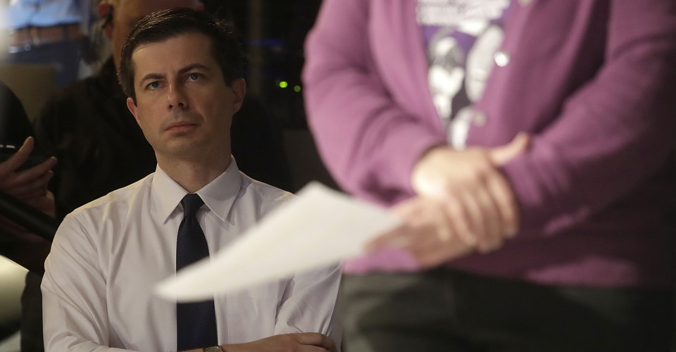 Pete Buttigieg's Crash Course in Crisis