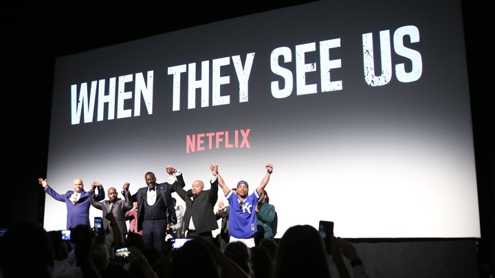 Netflix's 'When They See Us' Indicts the System - The Atlantic
