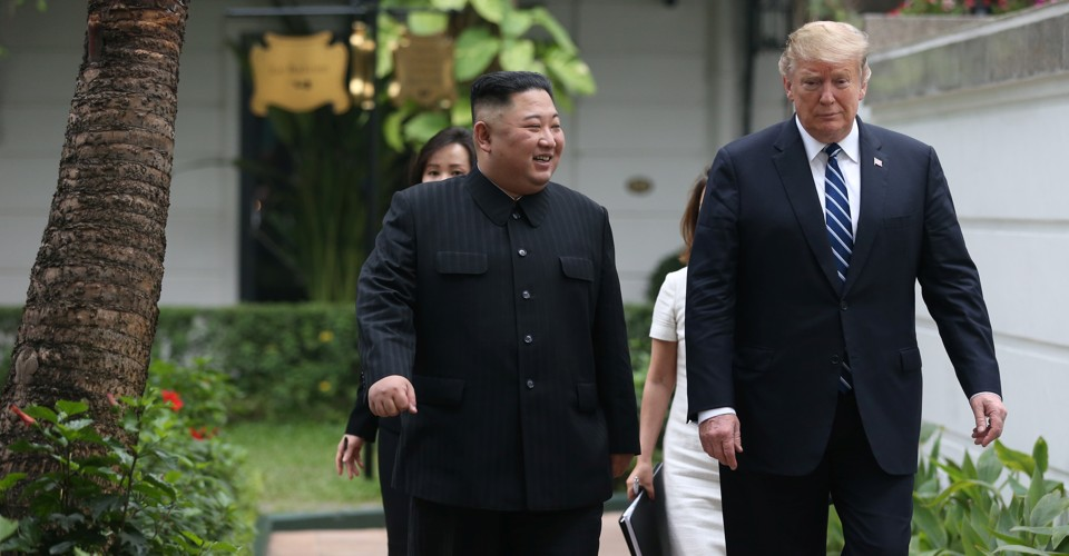 Trump Sides With North Korea Against the CIA