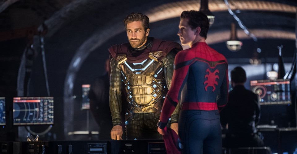 Spider-Man: Far From Home' Is Weirder Than It Looks - The