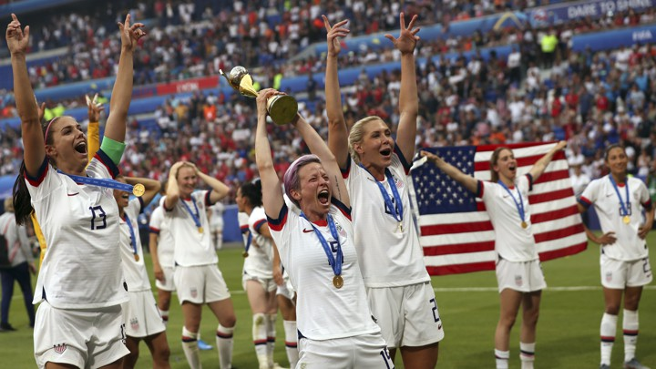 f05f6f29e The U.S. Women's Soccer Team's Biggest Battle Is Yet to Be Won