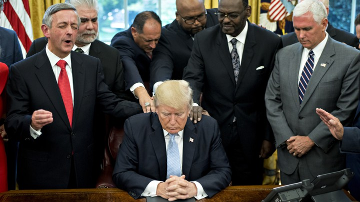 The Trump Administration S Focus On Religious Freedom