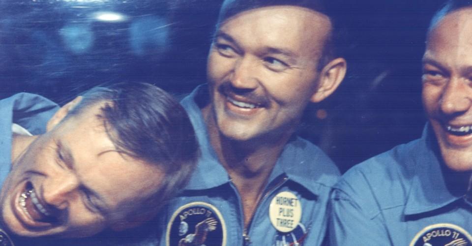 Apollo 11's Moon Mission Had Some Delightful Moments