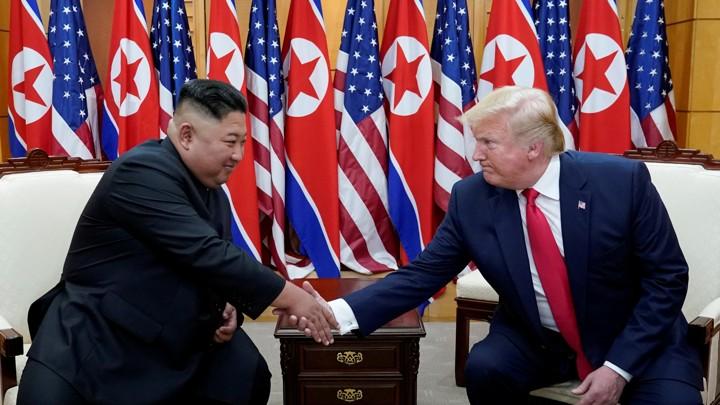 Image result for North Korea: No more talks until US ends 'hostile policy'
