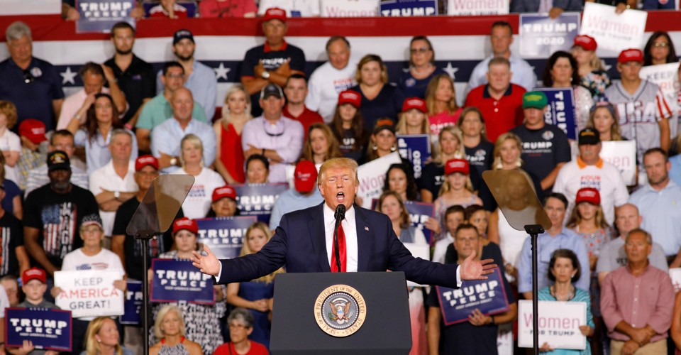 'Send Her Back': The Bigoted Rallying Cry of Trump 2020