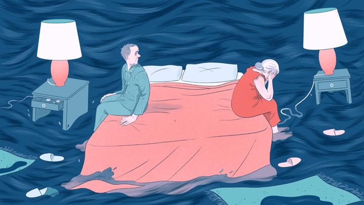 How Do I Learn to Trust My Husband Again? - The Atlantic