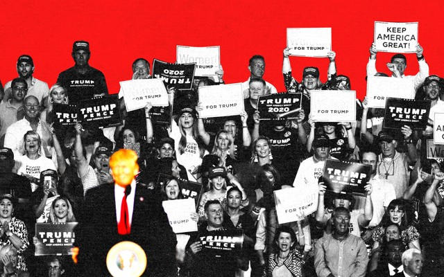 Act 1 In 10 African Americans Strongly >> Trump S Racism An Oral History The Atlantic