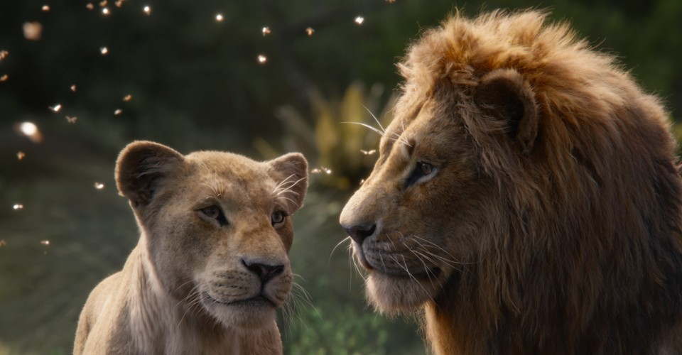 The Live-Action 'Lion King': Disney's Uncanny Remake - The