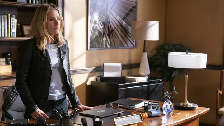 Hulu's 'Veronica Mars': Season 4 Gets a Cynical Edge - The