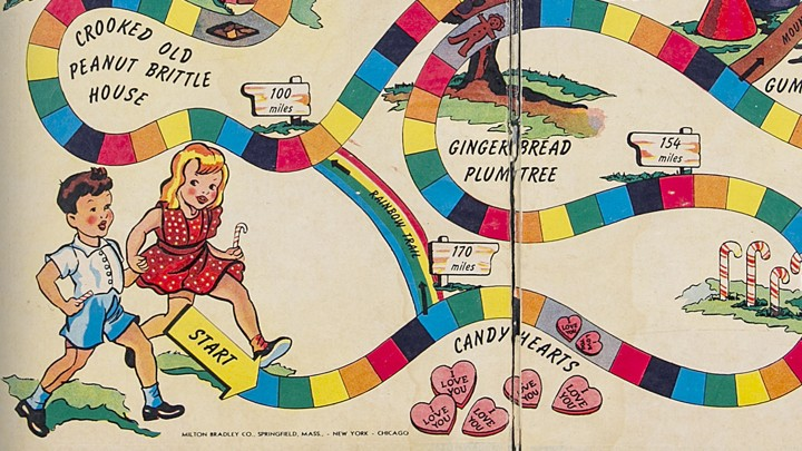 How Polio Inspired the Creation of Candy Land - The Atlantic