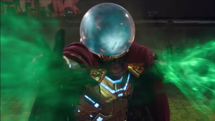 Image result for illusion spiderman far from home