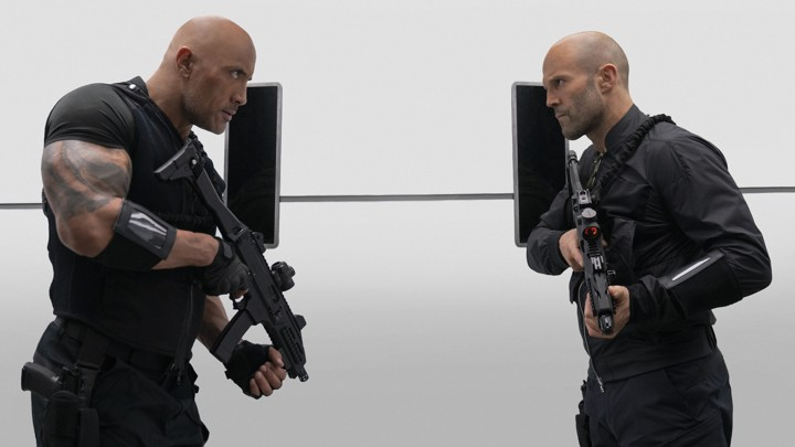 Hobbs & Shaw' Has None of That 'Fast & Furious' Magic - The Atlantic