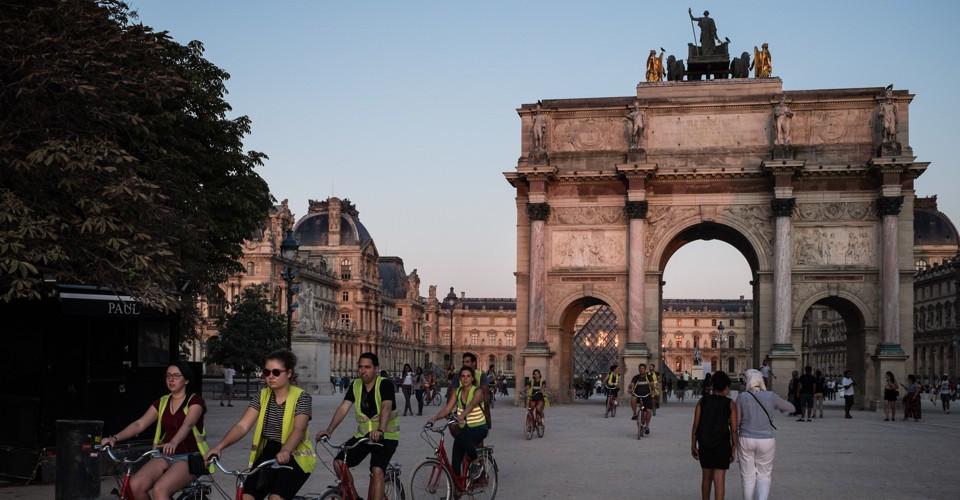 The Joys of a Quiet Paris