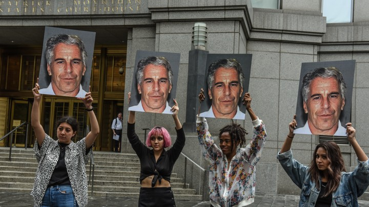Jeffrey Epstein And The Myth Of The Underage Woman The Atlantic