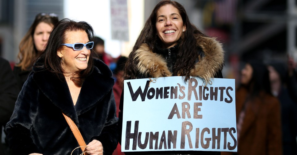 How Anti-feminism is the Gateway to the Far Right