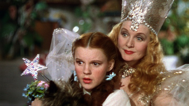 80 Years Ago, The Wizard of Oz Invented the Good Witch - The